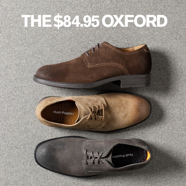 THE $84.95 OXFORD