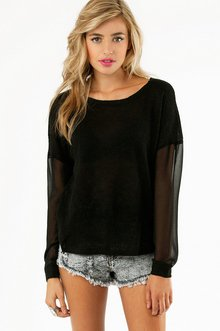MESH ME UP SWEATER 29