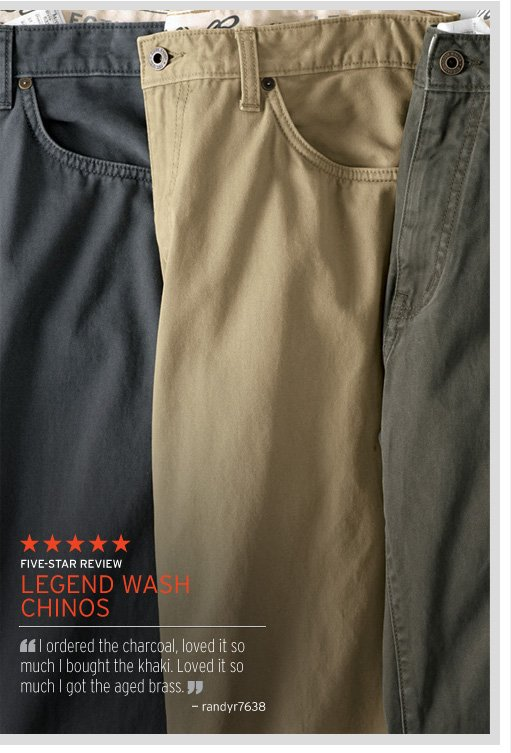 Legend Wash