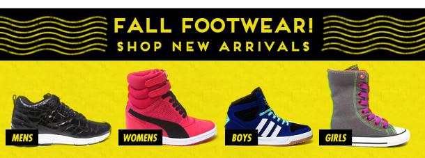 Footwear Focus
