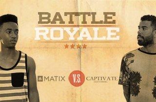 Matix VS. Captivate