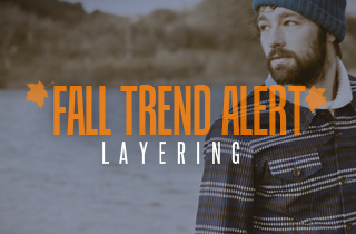 Fall Trend Alert: Layering