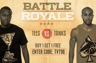 Tees VS. Tanks