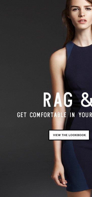 Your essential fall wardrobe is here: Shop the Rag & Bone lookbook.