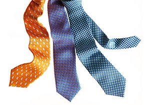 The Gentleman's Closet: Ties