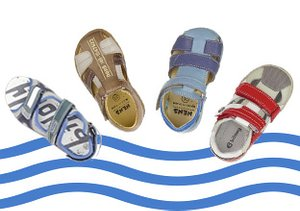 Keep It Cool: Kids' Sandals