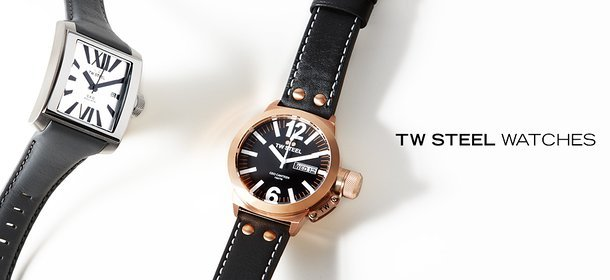 TW STEEL: WATCHES, Event Ends September 9, 9:00 AM PT >