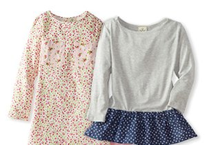 Pretty in Prints: Girls' Styles