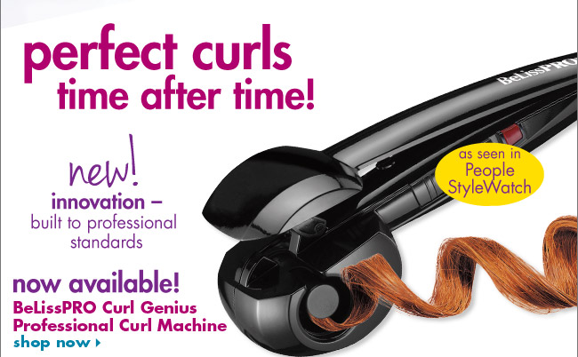 BeLissPRO Curl Genius