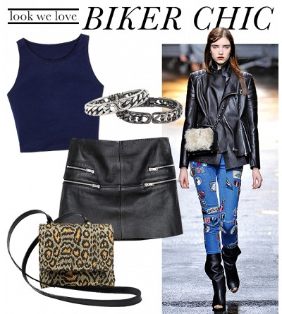 How To Dress Like A Biker Babe—No Motorcycle Needed!