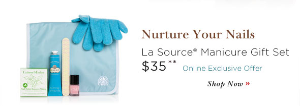Nurture Your Nails - Shop Now.