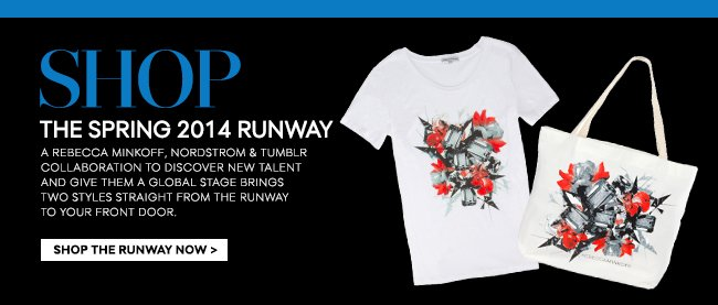 Shop the Spring 2014 Runway Today