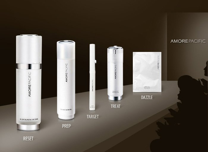 AMOREPACIFIC Fall Trend