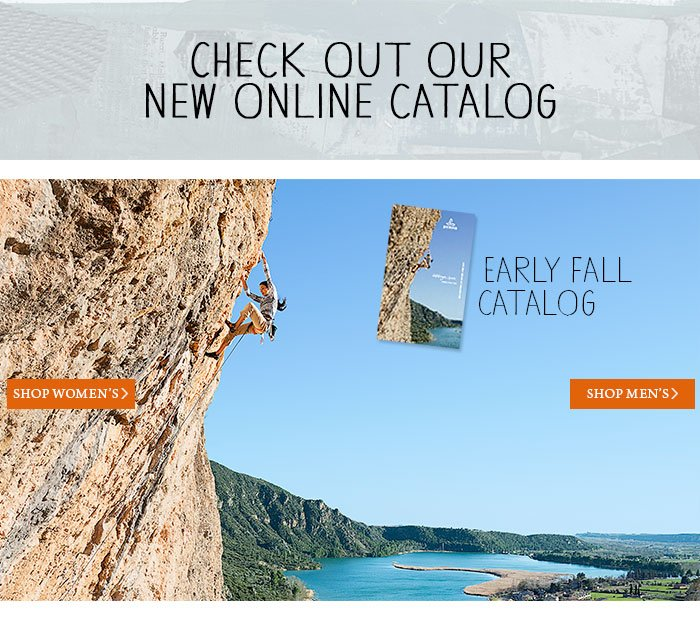 Early Fall Online Catalog