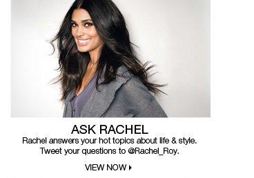 Ask Rachel