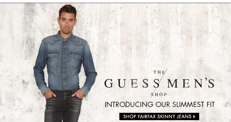 Shop Fairfax Skinny Jeans