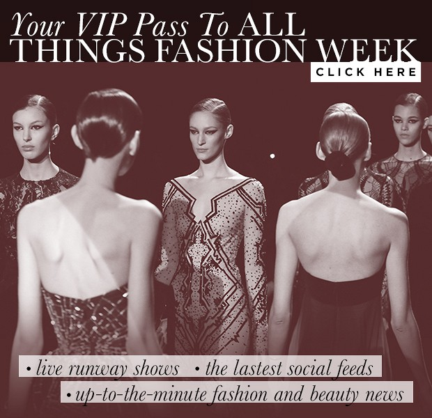 Get Your Fashion Week Front-Row Ticket With Our Exclusive Coverage!