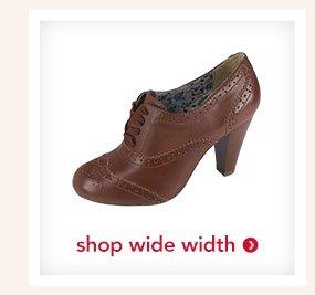 Shop all women's wide width best sellers!