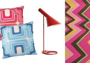 The Bold Life: Colorful Home Décor