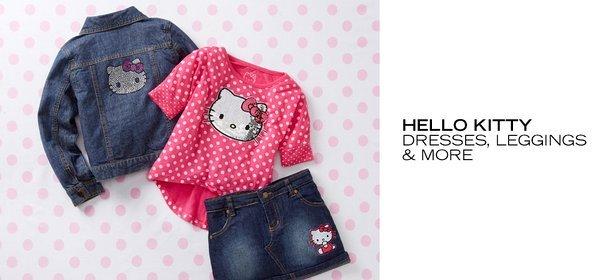 HELLO KITTY: DRESSES, LEGGINGS & MORE, Event Ends September 10, 9:00 AM PT >