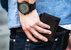 Shop New Nixon: Wallets, Watches & More