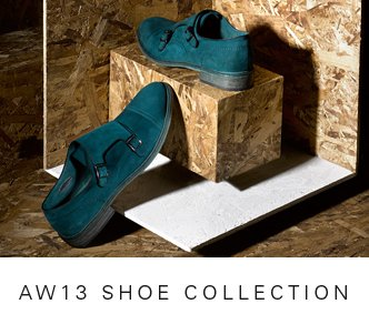 AW13 SHOE COLLECTION