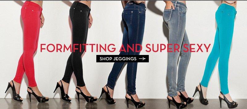 Shop Jeggings