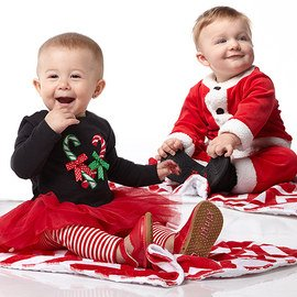 Jingle Jangle: Kids' Holiday Apparel