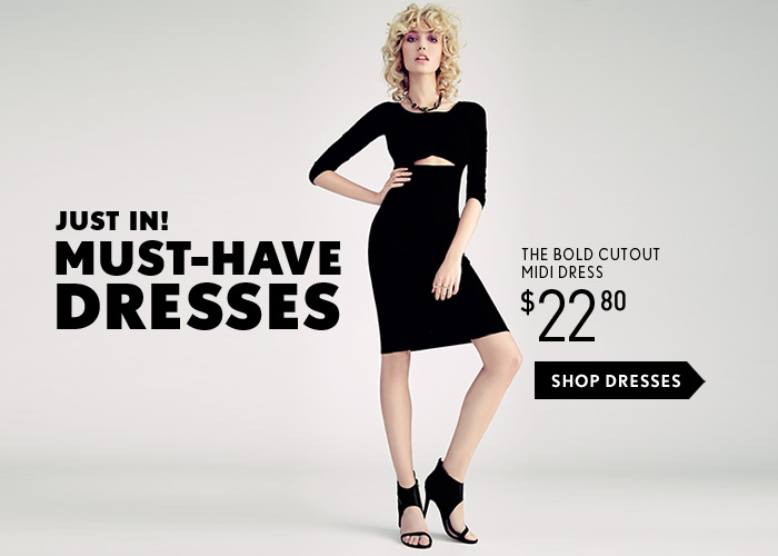 Dresses for Fall - Shop Now