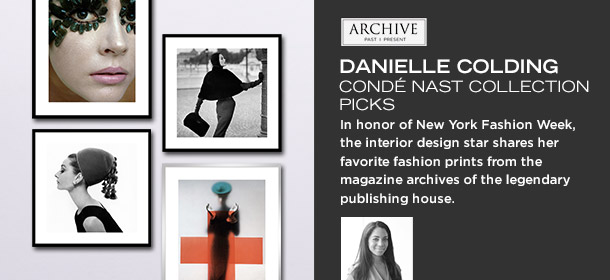 ARCHIVE: DANIELLE COLDING'S PICKS FROM THE CONDÉ NAST COLLECTION, Event Ends September 9, 9:00 AM PT >