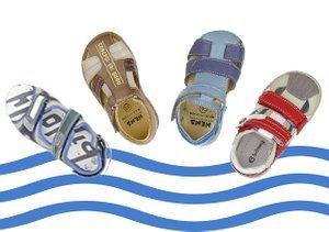 Keep It Cool: Kids' Sandals