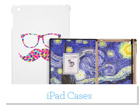 Shop our iPad cases!