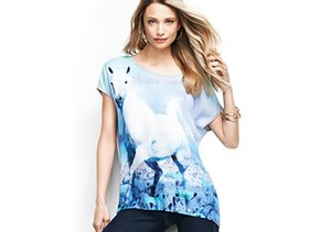 Up to 80% Off: Tees, Dresses & More