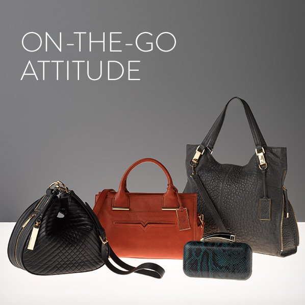 ON-THE-GO ATTITUDE