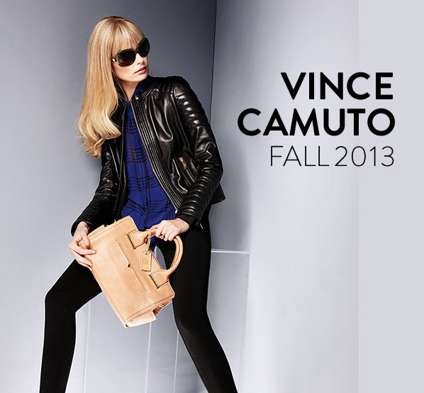 VINCE CAMUTO - FALL 2013