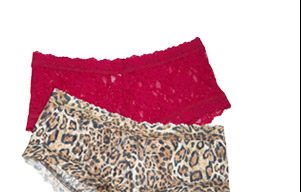 Shop Boy Shorts & Bikinis