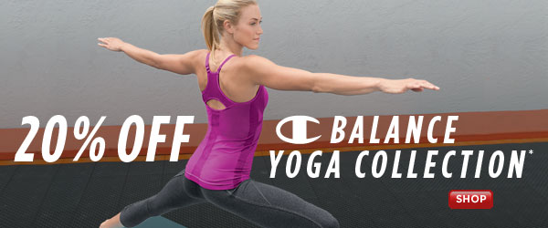 SHOP C Balance Yoga Collection