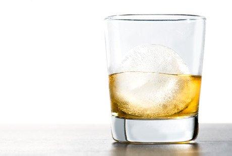 The Original Whiskey Ball Mold