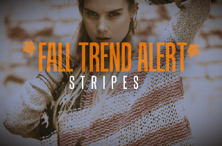 Fall Trend Alert: Stripes