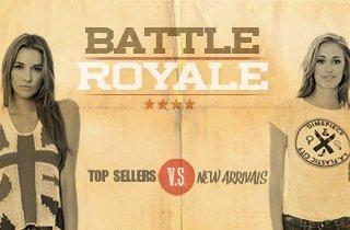 New Arrivals VS. Top Sellers