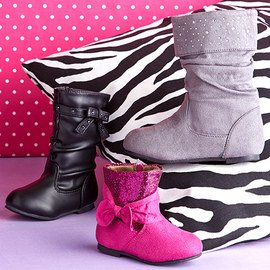 Step to It: Girls' Boots
