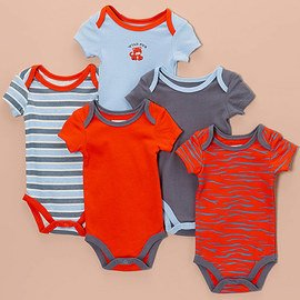 Charming & Cute: Bodysuit Sets