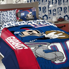 All-Star Sports: Disney & NFL Décor
