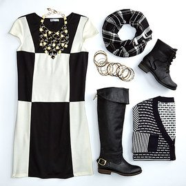 Style Guide: Black & White