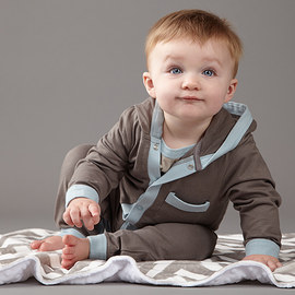 Baby Style: Adorable in Gray