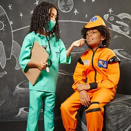 Everyday Heroes: Kids' Costumes