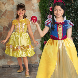 Princesses & Fairies: Costumes