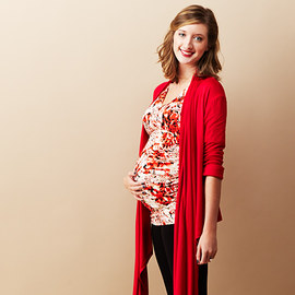 Fall Perfect: Maternity Apparel