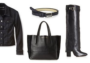 Style Guide: Head-to-Toe Black