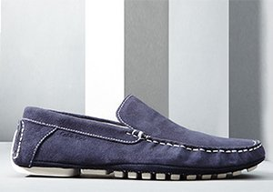 Leisurely Style: Driving Loafers